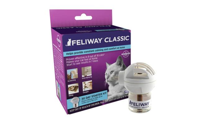 feliway calming diffuser for cats