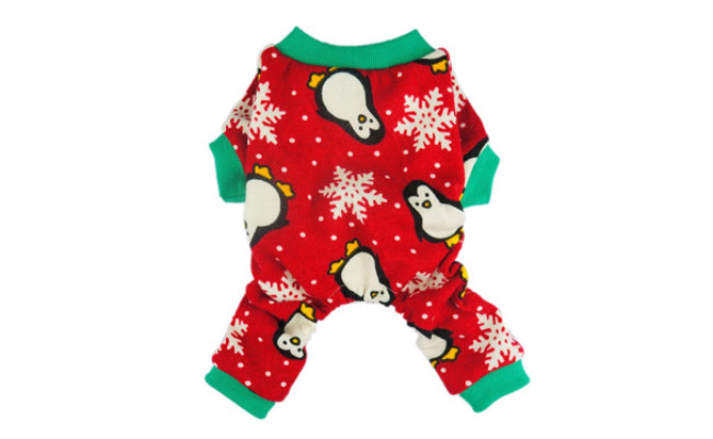 fitwarm dog christmas outfit