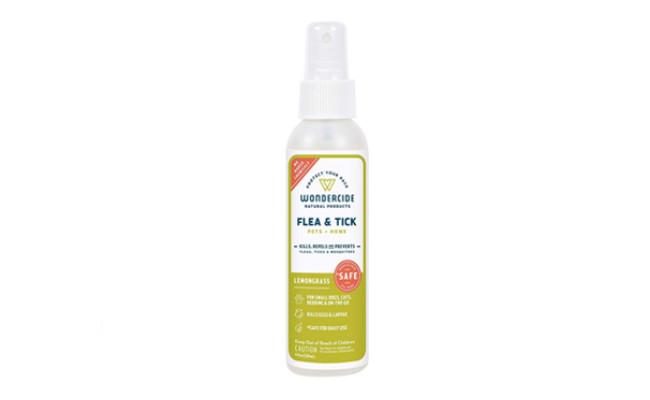 flea spray for cats
