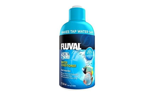 fluval aquarium water conditioner