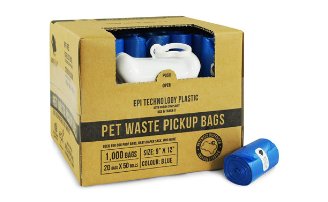 gorilla supply pet poop bag