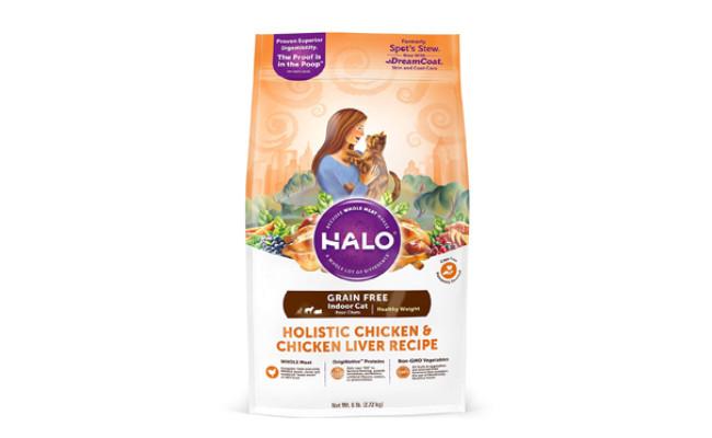 halo cat food