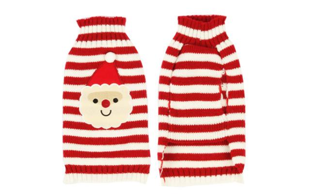 hapee dog christmas sweater