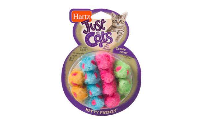 hartz kitty frenzy