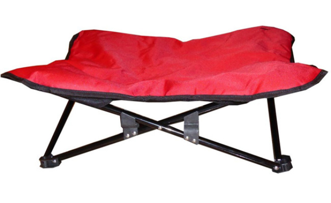 hdp elevated dog bed