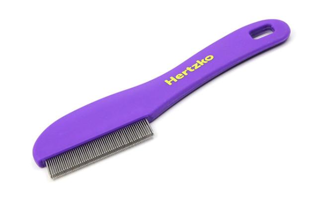 hertzko dog flea comb