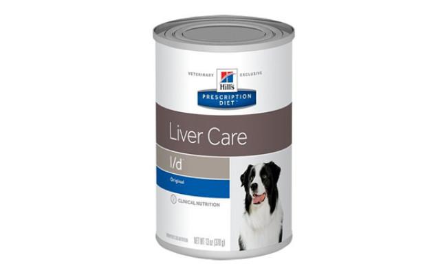 hill's prescription diet liver care