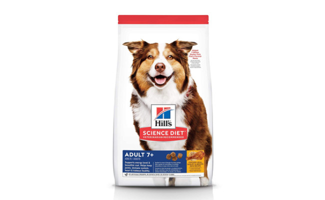 hills science diet dry dog food