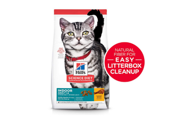 hills science dry cat food