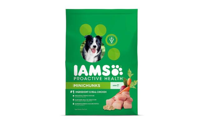 iams proactive health dog food