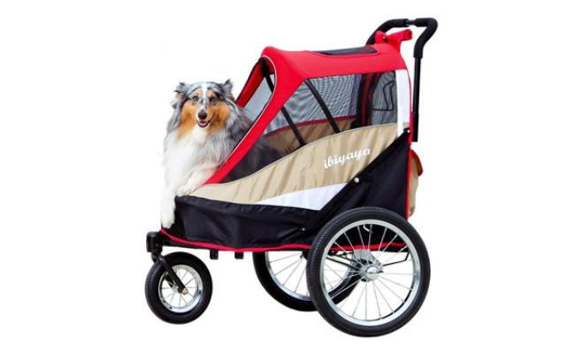 ibiyaya Dog Bicycle Stroller