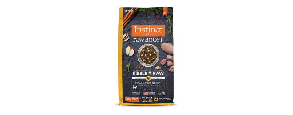 instinct cat food for weight loss