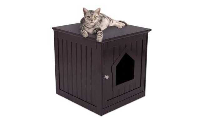 internets best cat house