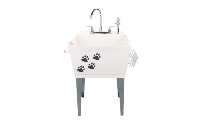 jackson supplies bath tub for dogs