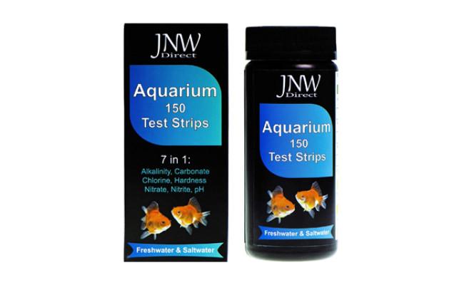 jnw aquarium test strips