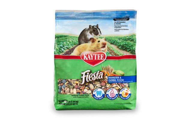 kaytee fiesta gerbil food