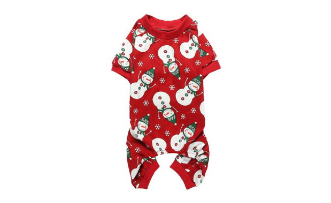 lanyarco christmas outfit for dogs
