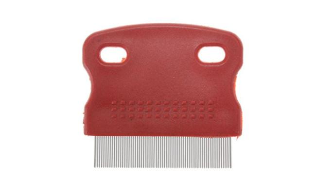 meco dog flea comb