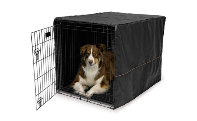 midwest home for pets crate cover