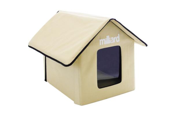 milliard pet house