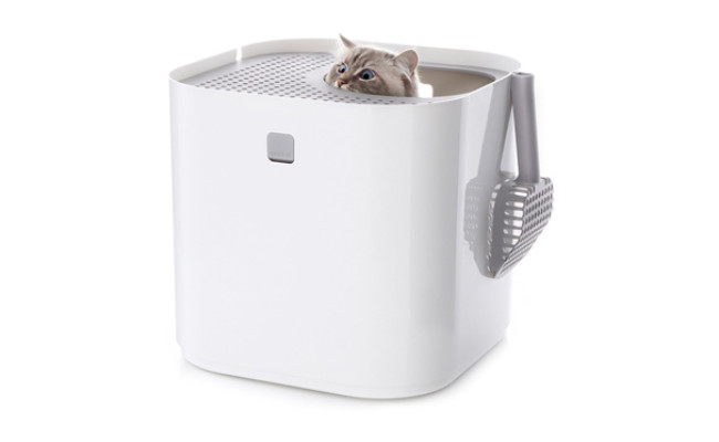 modkat cat litter box