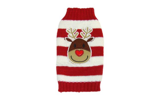 moolecole dog christmas sweater