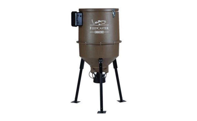 moultrie automatic fish feeder