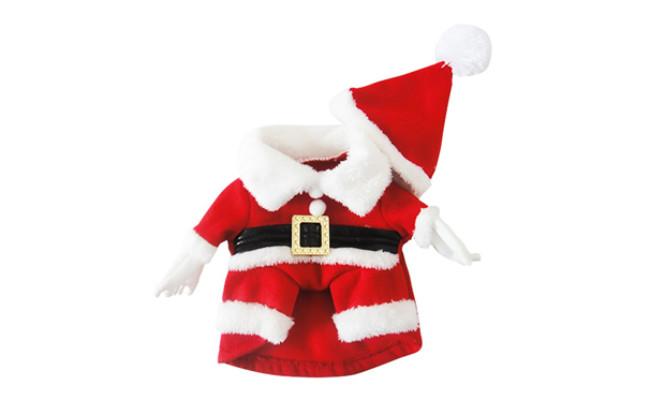 nacoco dog christmas outfit