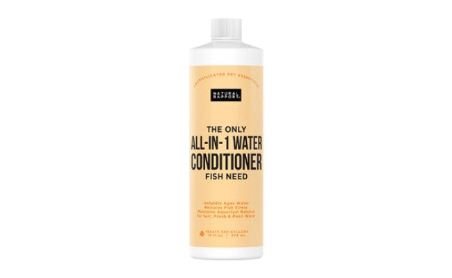 natural rapport water conditioner