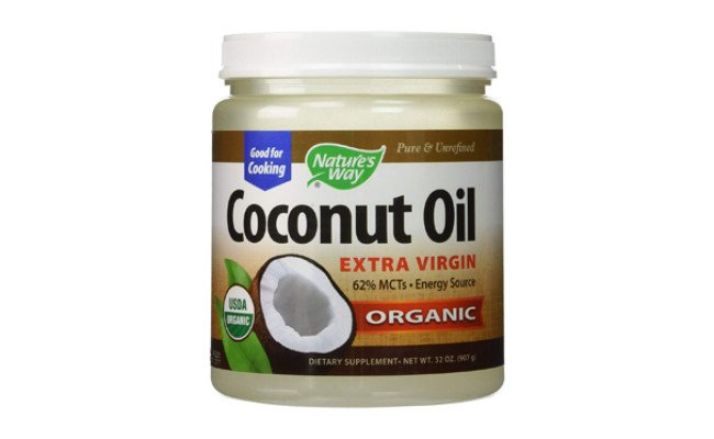 natures way coconut oil