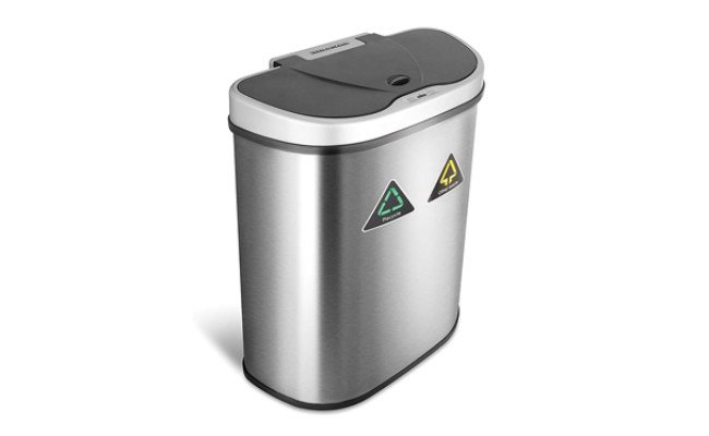ninestar dog proof trash can