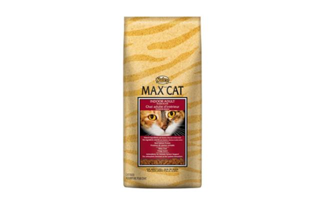 nutro max cat dry food
