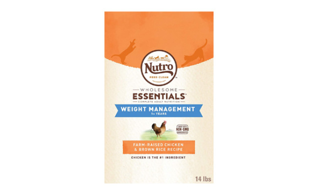 nutro weight management cat food