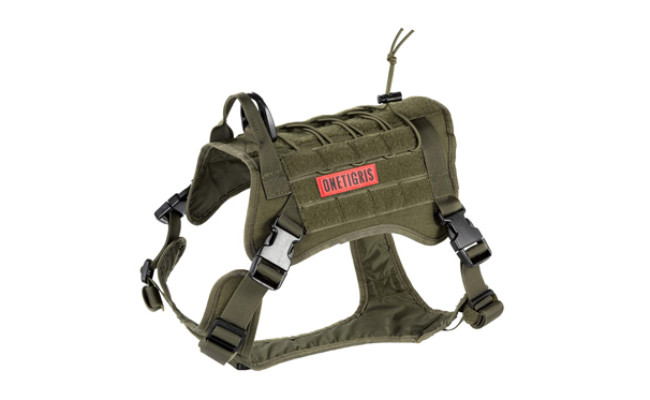 one tigris dog harness