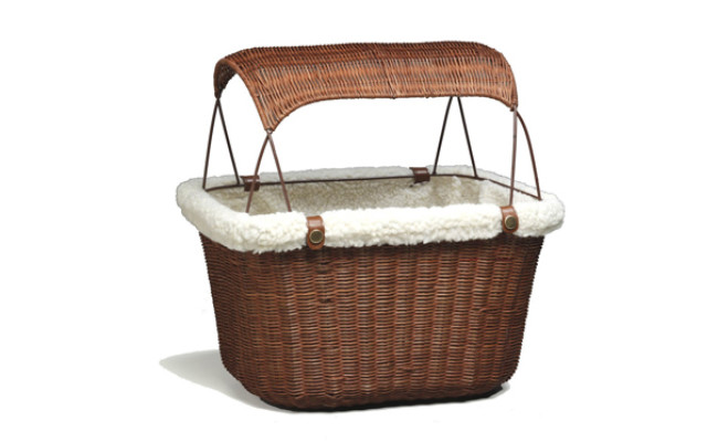 petsafe dog bike basket