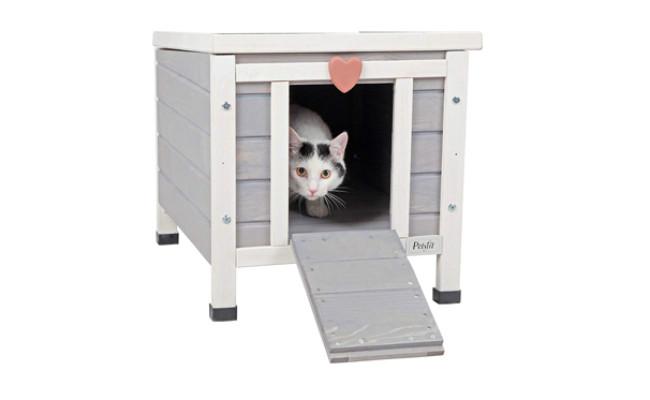 petsfit weatherproof pet house
