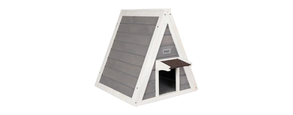 petsfit wooden house