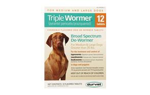 premium pick dog dewormer