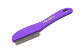 premium pick dog flea comb