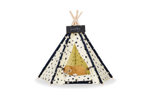 premium pick dog teepee bed