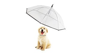 premium pick dog umbrella