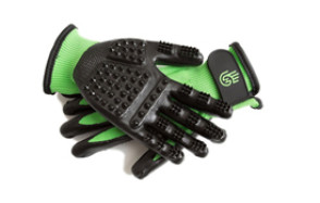 premium pick grooming gloves for cats