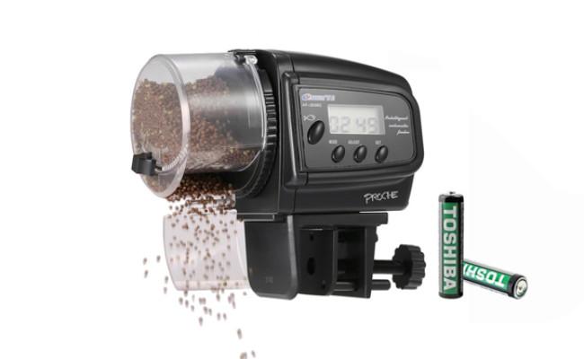 proche automatic fish feeder