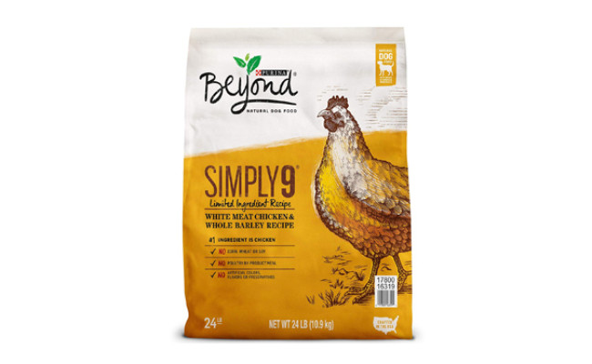 purina beyond dry dog food