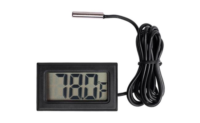 qooltek aquarium thermometer