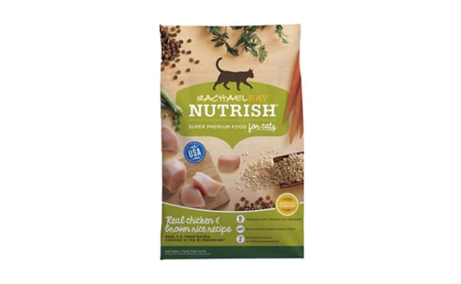 rachael ray nutrish dry cat food