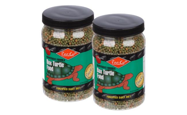 rep-cal maintenance formula box turtle food