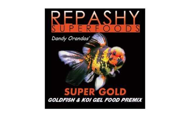 repashy goldfish food
