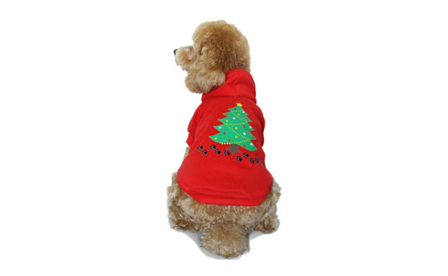 royalwise dog christmas outfit