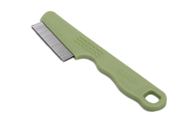 safari pet products dog flea comb
